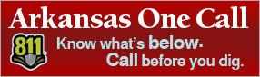 Arkansas One Call 811 Know Whats Below Call Before Your Dig
