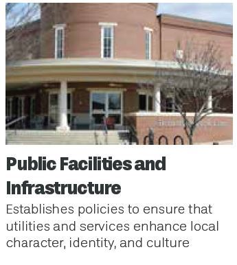 Public Facilities and Infrastructure
