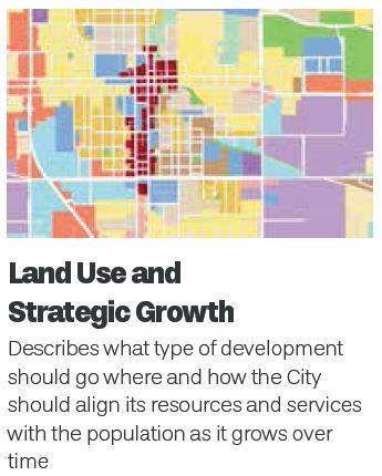 Land Use and Strategic Growth