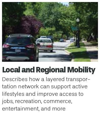 Local and Regional Mobility