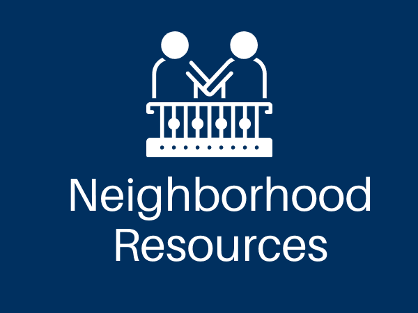 Neighborhood Resources