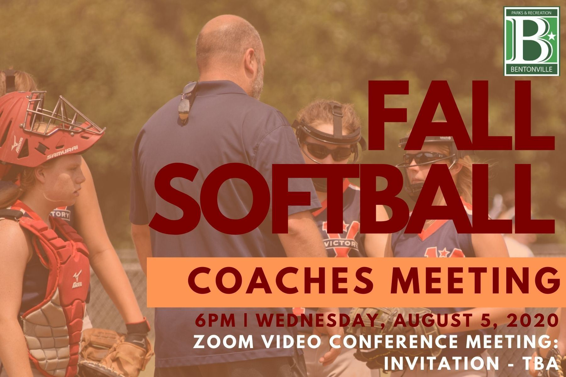 FALL 20 Softball Coaches Needed