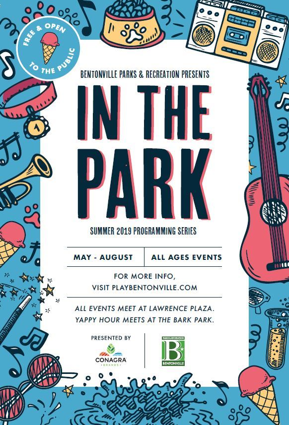 In the Park Series 2019